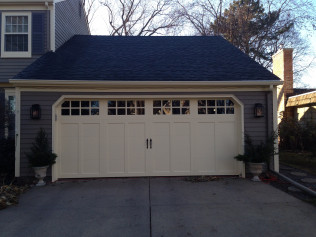 garage door replacement brooklyn park mn